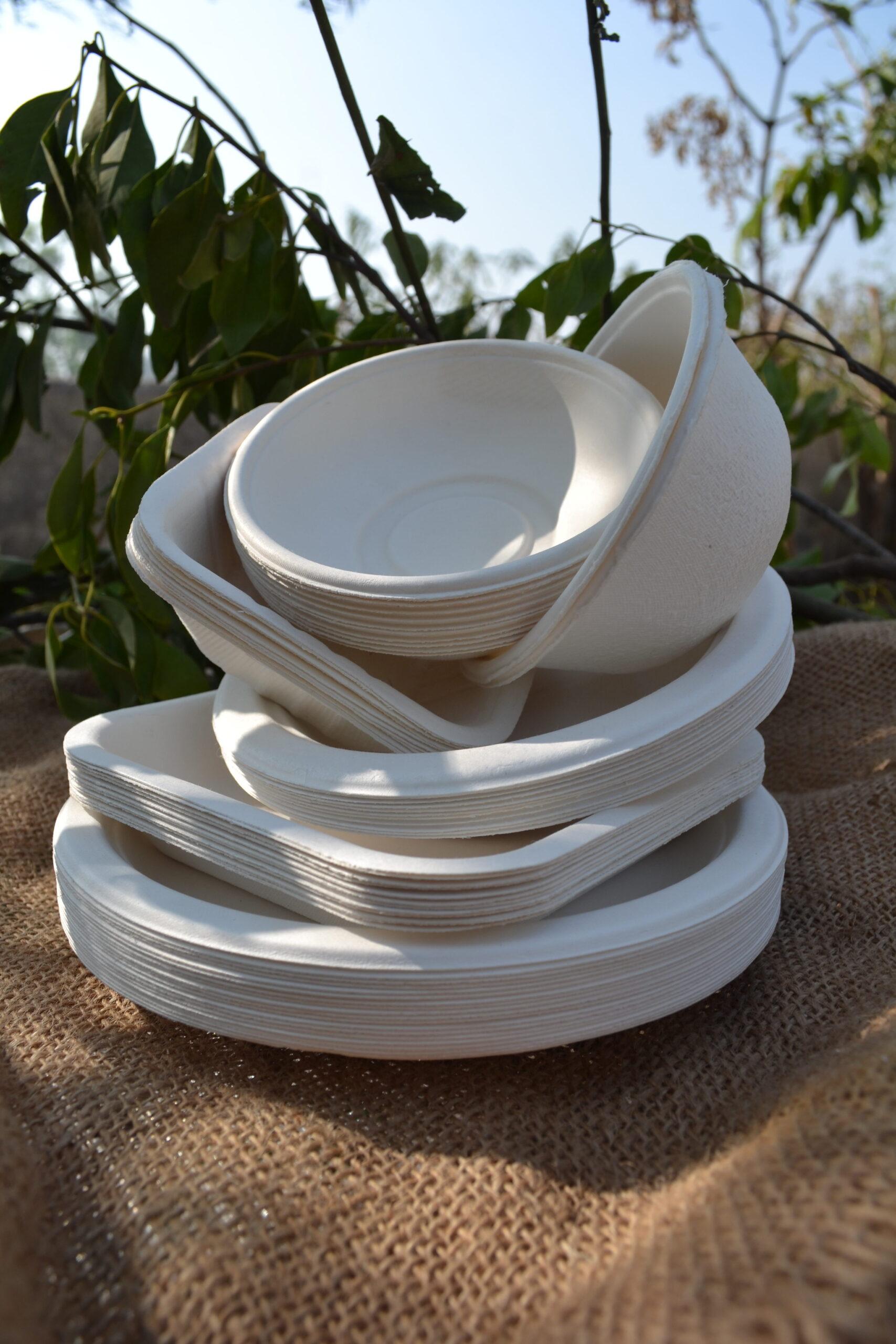 Pulp Tableware